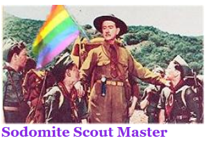 Gay Boy Scout Leader