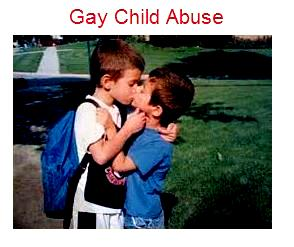 Gay Child Abuse